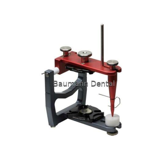 Begipszelő artikulátor mágnestalp készlettel - 126mm belmagasság