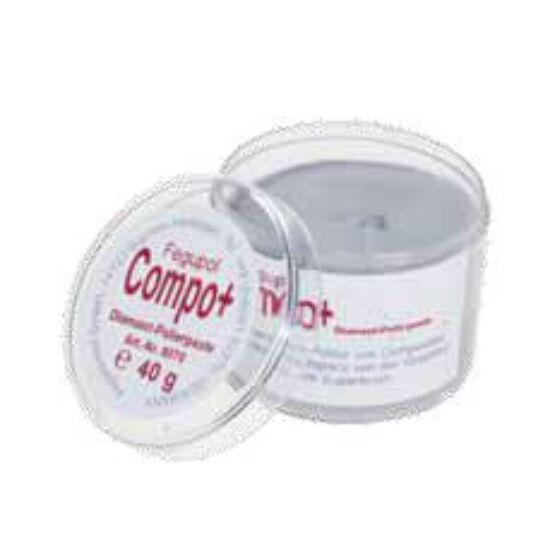 Fegupol Compo+kompozithoz,gyémánt 40g