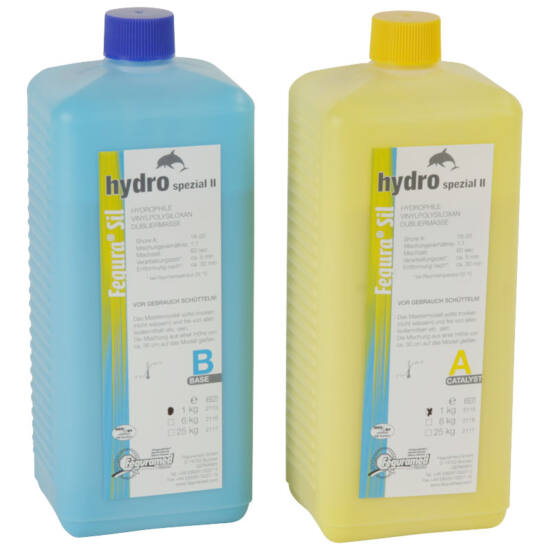 Fegura Sil Hydro Speciál A+B dublírszilikon