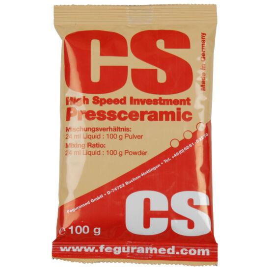 CS HighSpeed 50x100g préskerámia beágyazó
