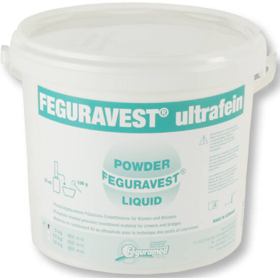 Feguravest Ultrafine 5kg hídbeágyazó