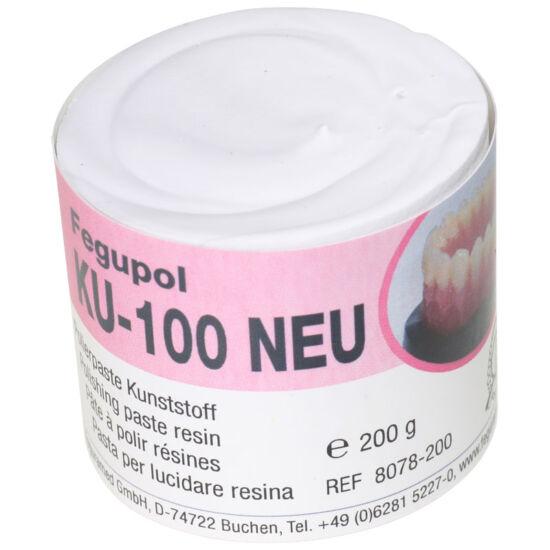 Fegupol KU-100 200gr fehér műanyaghoz