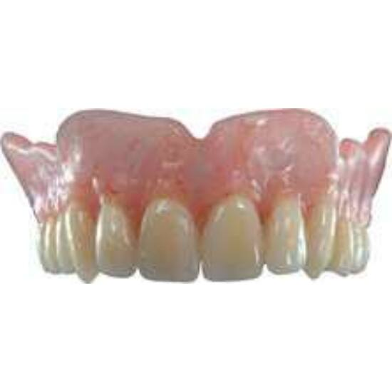 Pressing Smile-Cam Total Prosthesis 98,5 H25 Pink